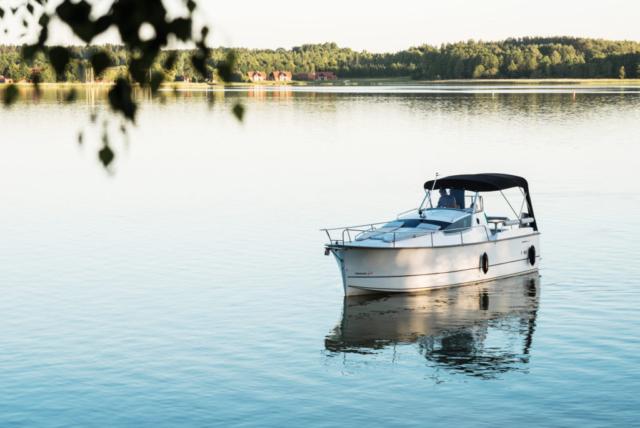 czarter jachtu bez patentu nexus 850