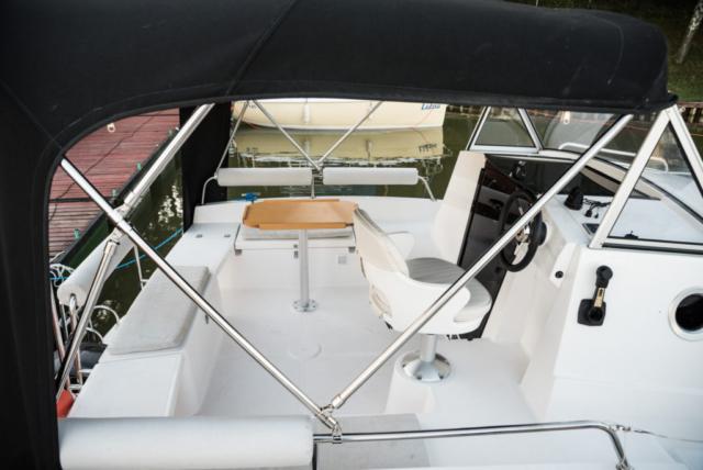 houseboat nexus 850 jacht motorowy