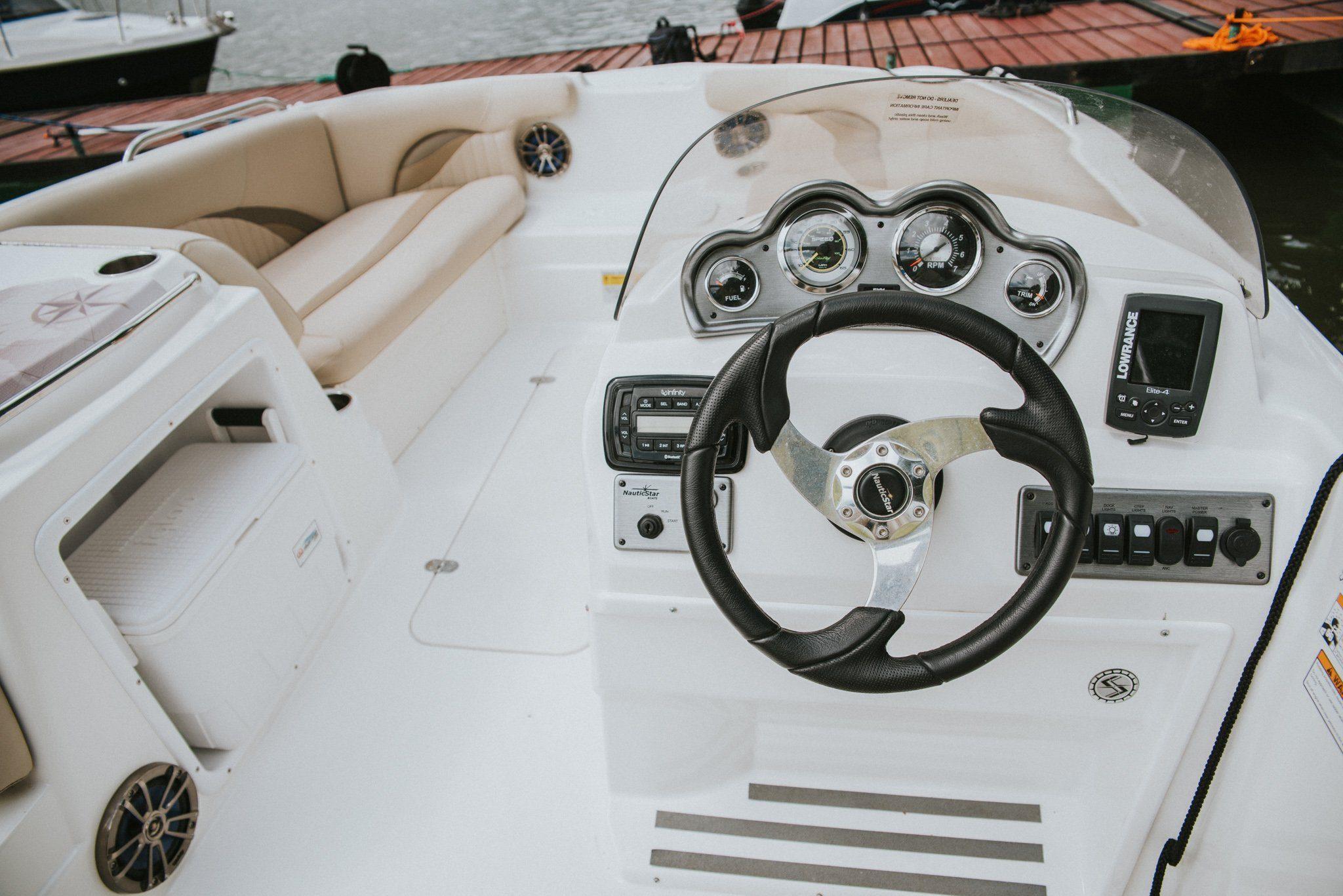 wynajem jachtów motorowych z patentem - węgorzewo