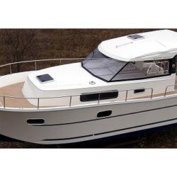 nautika 830 czarter houseboat mazury