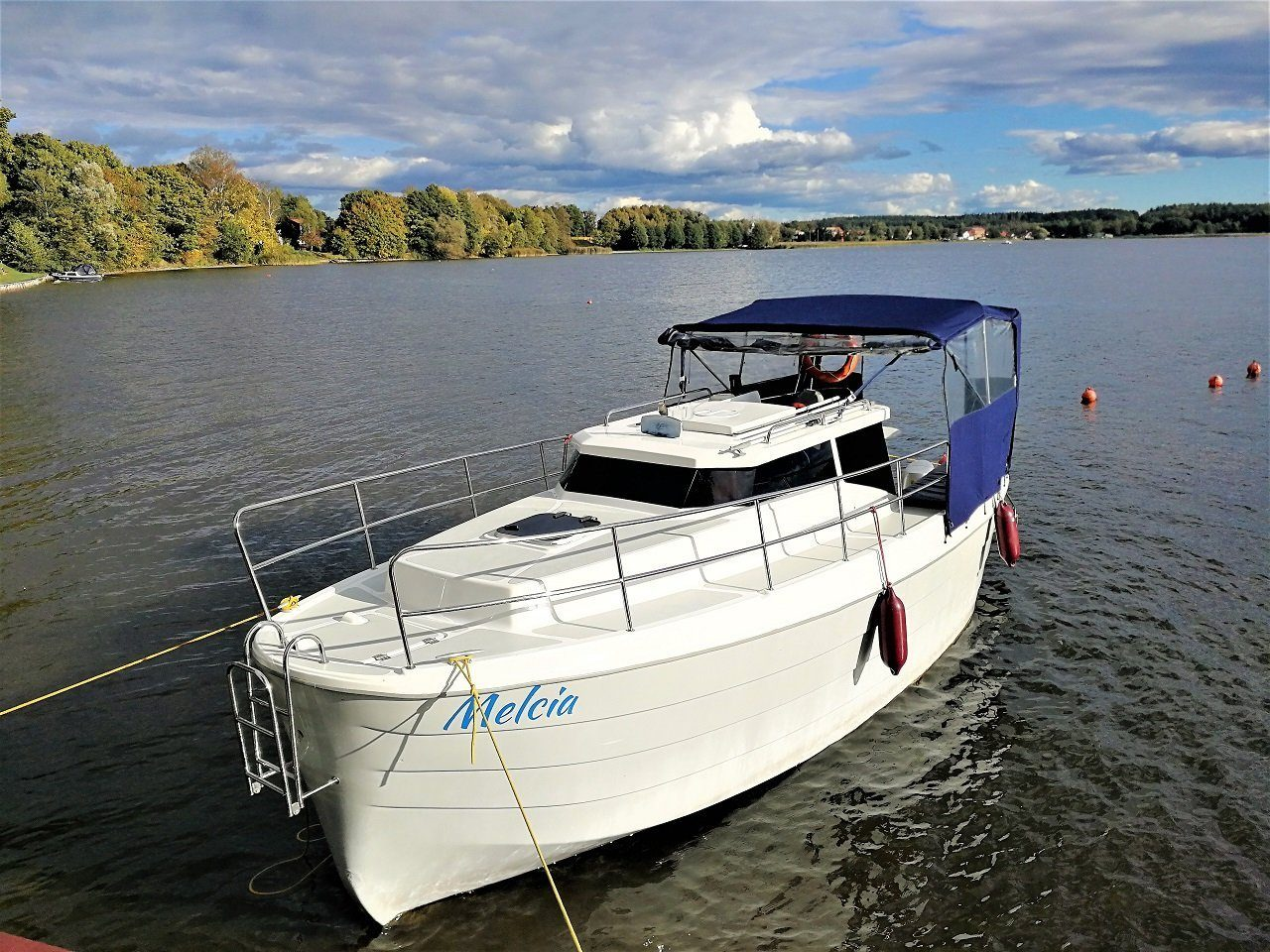 houseboat rental masuria laguna 700