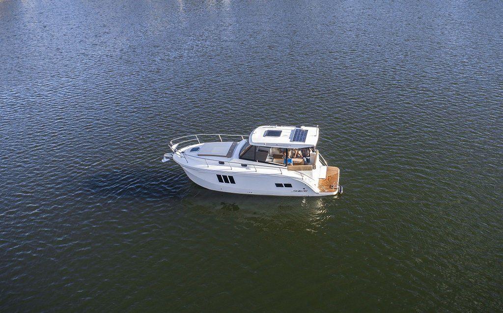 Stillo 30 czarter jachtów motorowych mazury