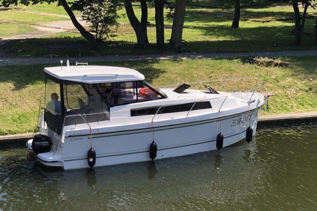 łódź nexus 870 revo