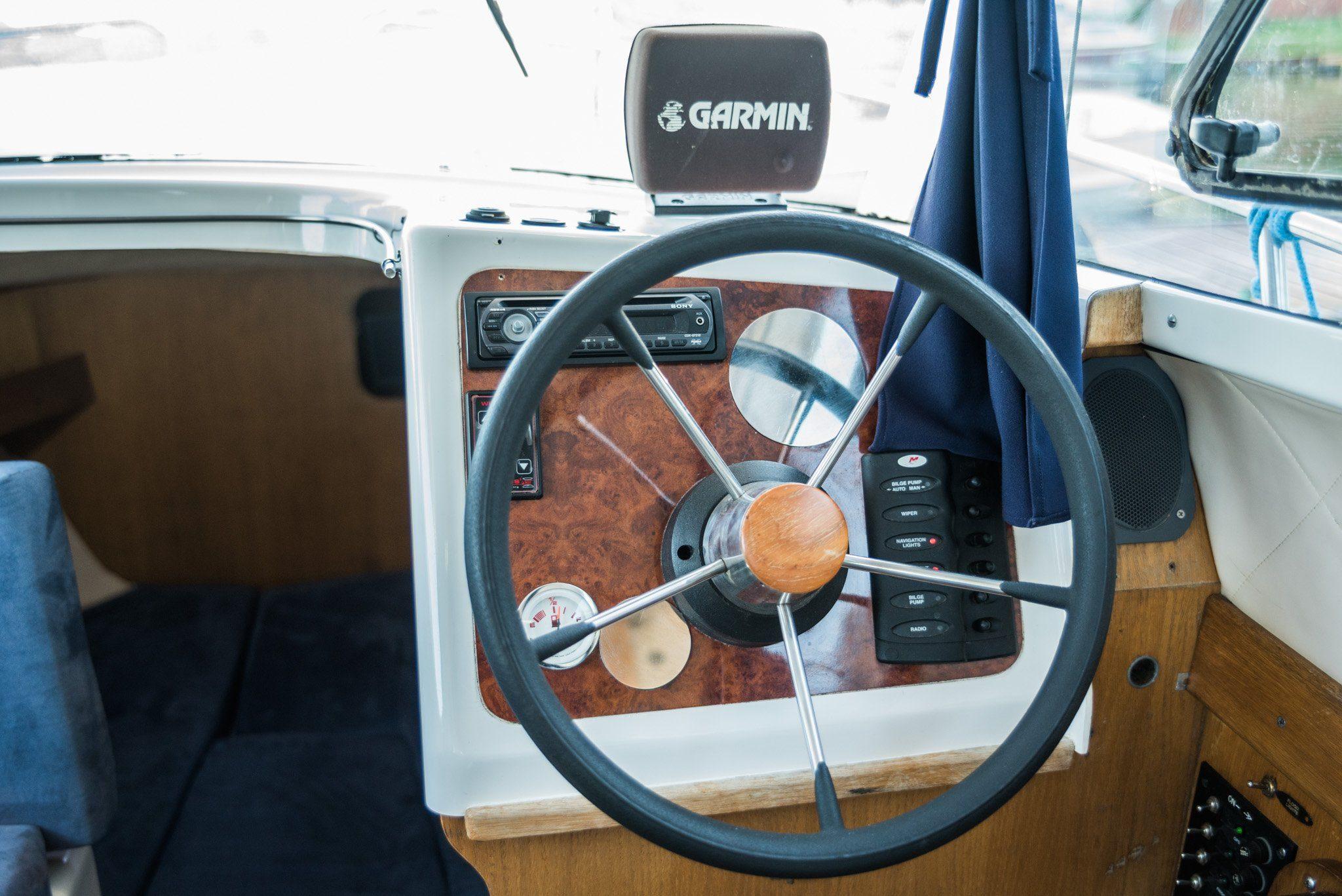 quicksilver 650 wynajem łodzi mazury