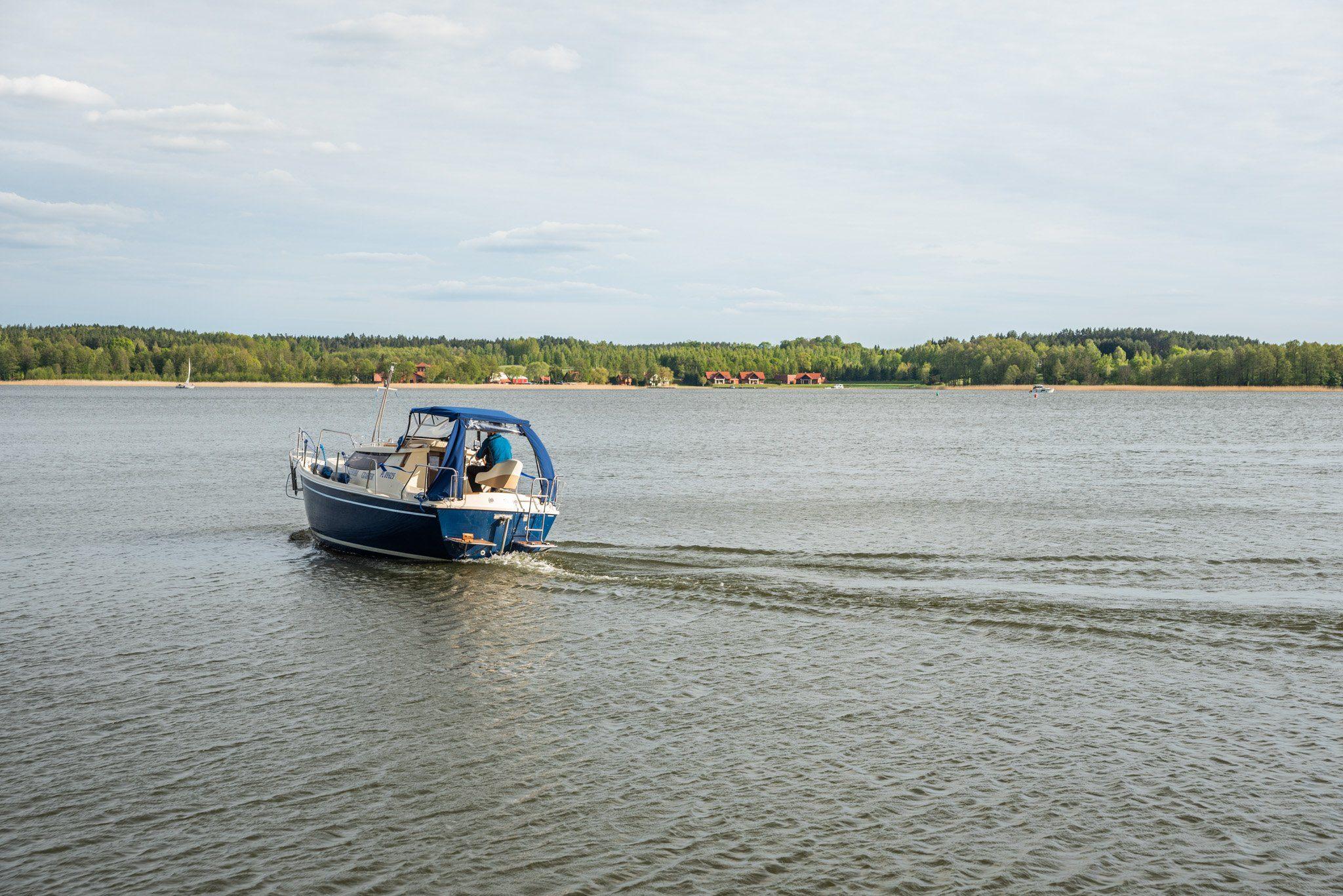 sunhorse 25 łódź motorowa mazury