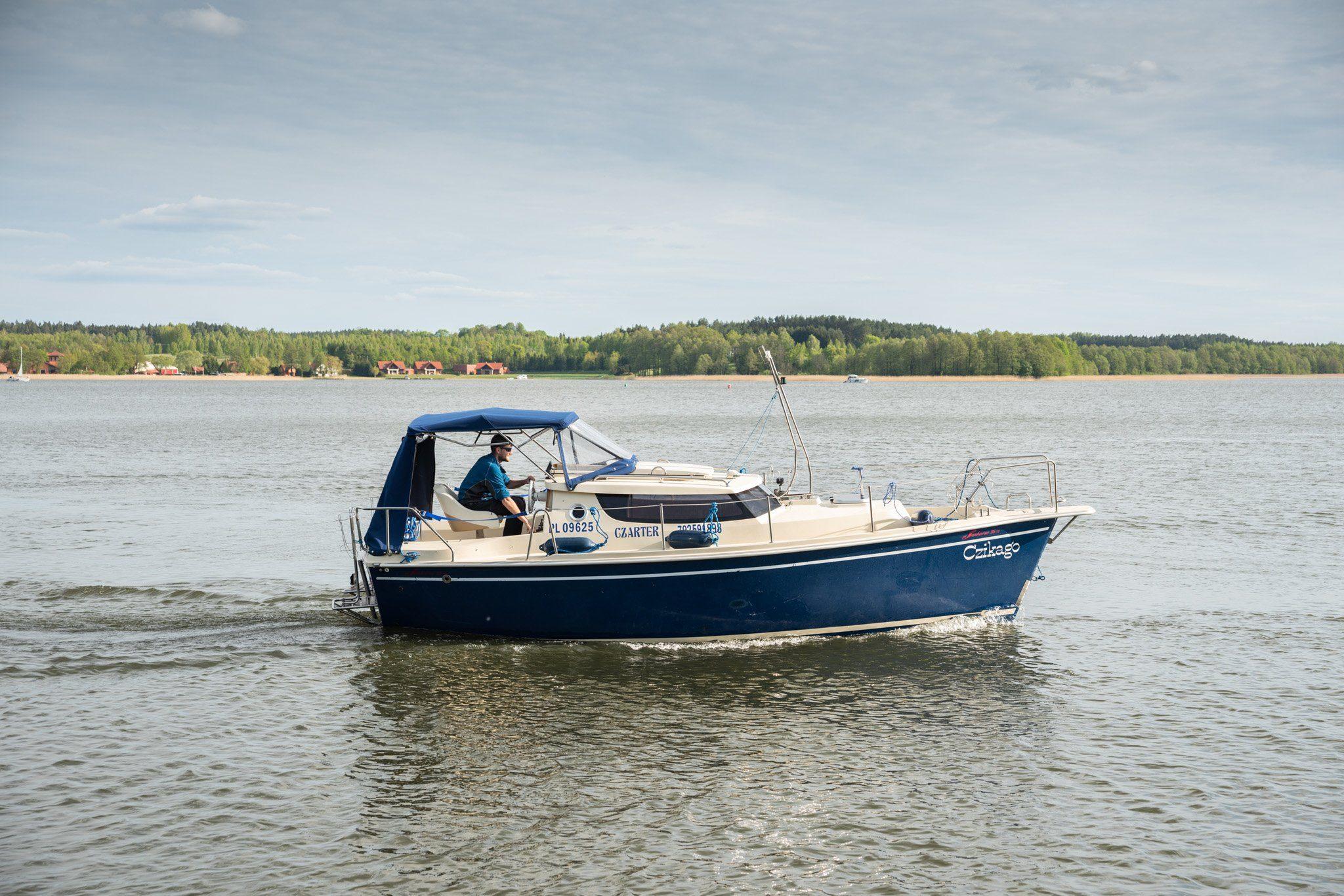 sunhorse 25 łódź spacerowa bez patentu