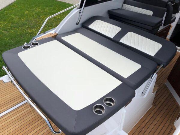 materace jacht motorowy giżycko