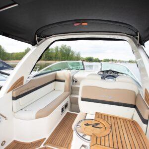 jacht sea ray 265 sundancer