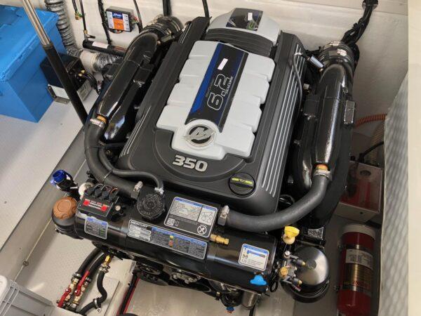 silnik diesel mercruiser 350 km