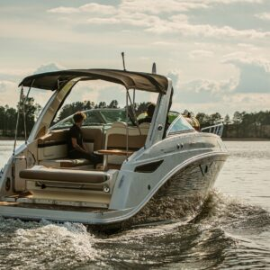 wynajem motorówki sea ray 265 sundancer